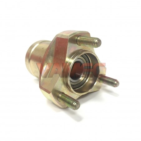 Magnesium front wheel hub D.17x70mm