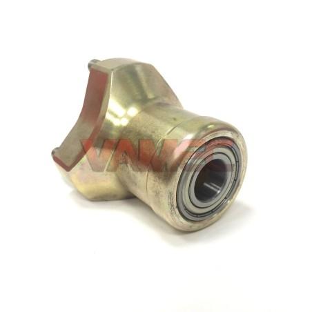 Mozzo anteriore in magnesio D.17x70mm