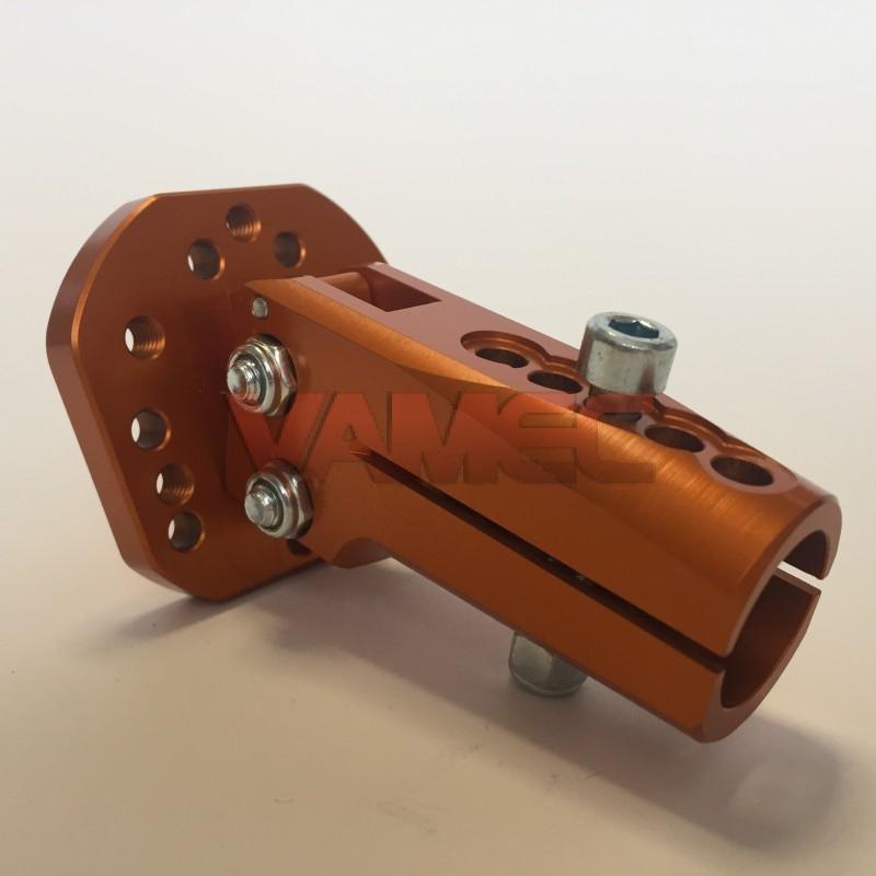 Steering wheel hub D.20mm long