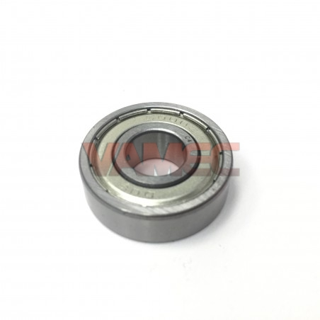 Stub axle bearing D.10x26mm