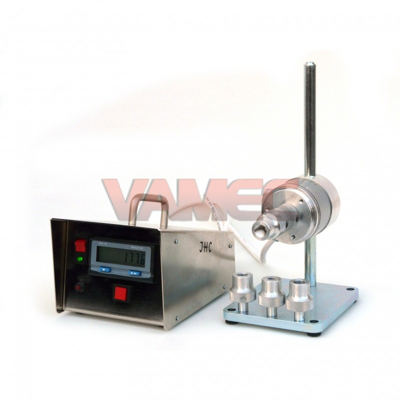 Goniometro digitale completo di accessori