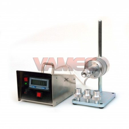 Digital goniometer complete of accessories