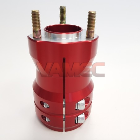 Aluminium rear wheel hub D.50x110mm