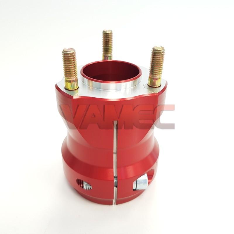 Aluminium rear wheel hub D.50x85mm