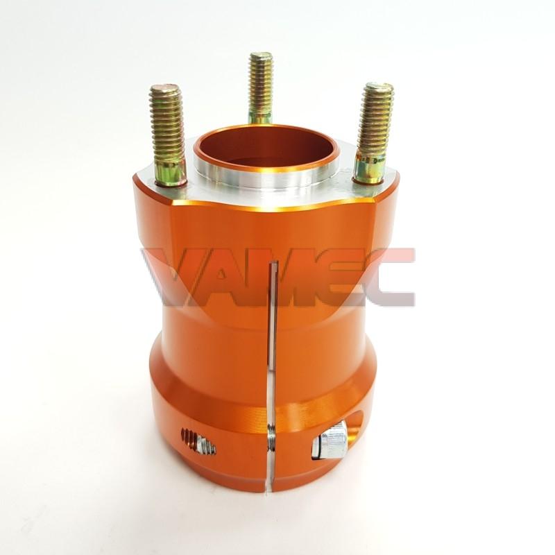 Aluminium rear wheel hub D.50x95mm