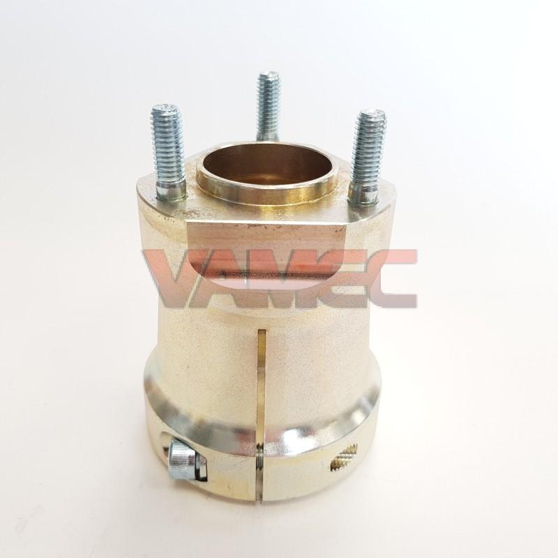 Magnesium rear wheel hub D.50x90mm