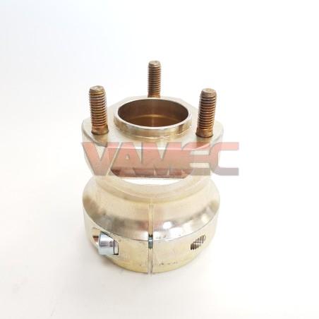 Magnesium rear wheel hub D.50x75mm