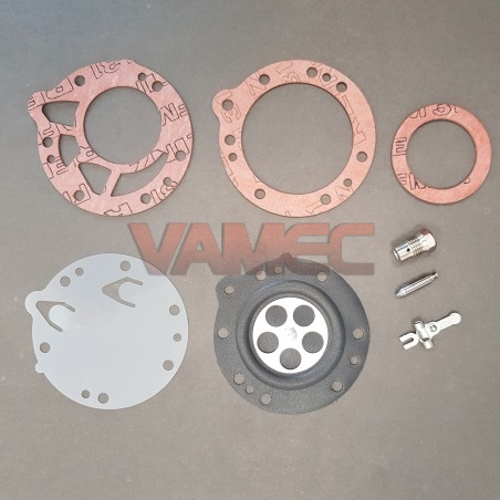 Complete repair kit with valve hole D.2,3 - Mylar
