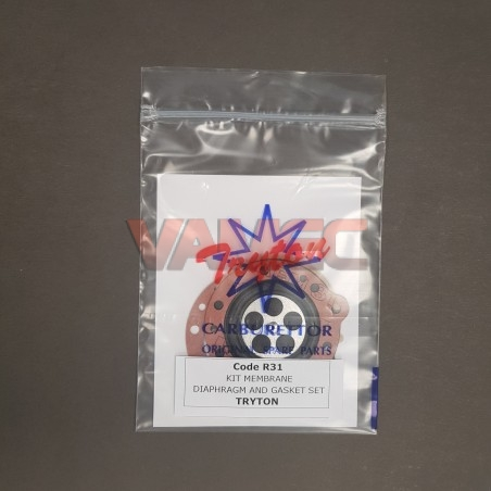 Diaphragm and gasket kit