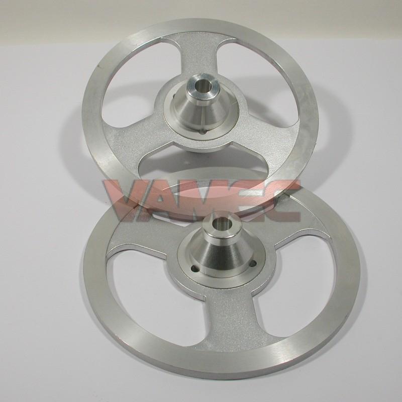 Set dischi convergenza D.17mm