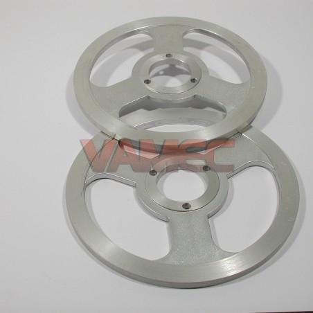 Set dischi convergenza D.55mm