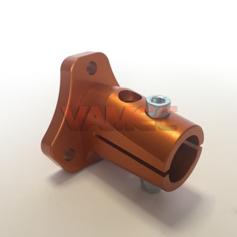 Steering wheel hub D.19mm inclined 10°