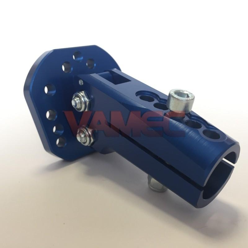 Steering wheel hub D.19mm long