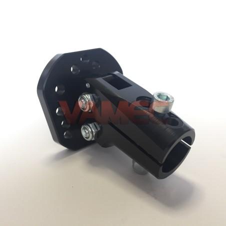 Mozzo volante regolabile D.19mm corto