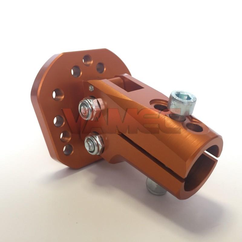 Steering wheel hub D.19mm short