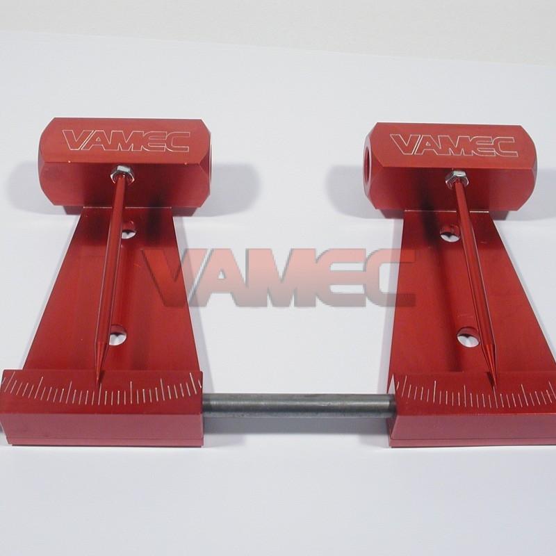 Attrezzo Convergenza / Camber / Angolo sterzata D.17mm