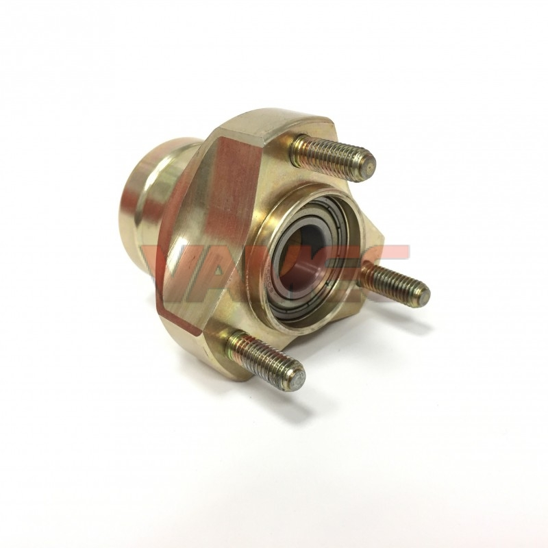 Magnesium front wheel hub D.17x56mm